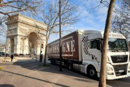 Lacassagne Transport de marchandises en national